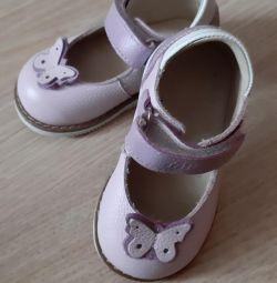 Shoes new r. 21 orthopedic