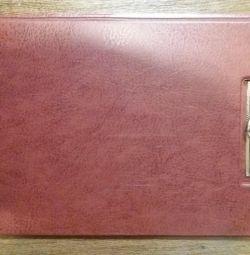 Folder-Tablet A4.