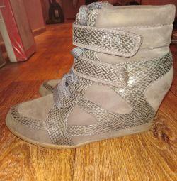 Μπότες αστράγαλο 38 μέγεθος