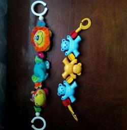 Stroller toys