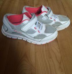 Αθλητικά παπούτσια για κορίτσια 34 r