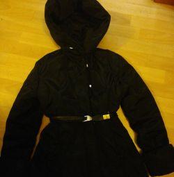 Jachetă caldă