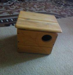 Будиночок для птахів