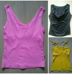 Galben cămașă sport