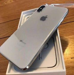 Brand New Apple iPhone X 64/128/256 GB In Box
