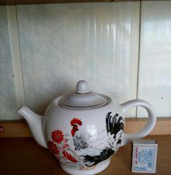 ceainică 130rub.