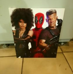 Poster (picture) Deadpool 2