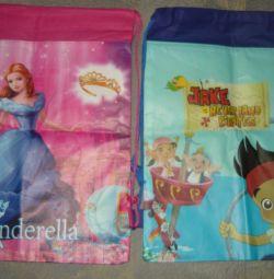 сумки для сменки новые