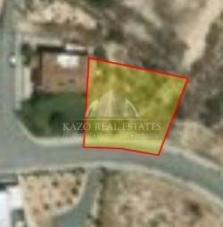 Plot Residential in Sfalantziotissa Limassol