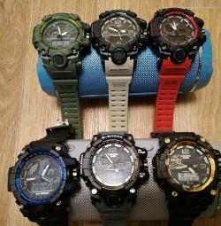 Watch G-shock casio