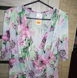 Women's summer suit r. 54-58