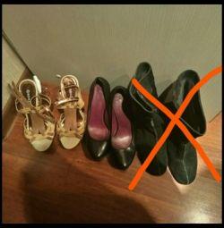 Обувь пакетом 36 размер