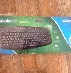 клавіатура дротова