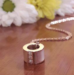 Χρυσή αλυσίδα Cartier