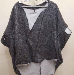 Pirosmani oversize свитер M