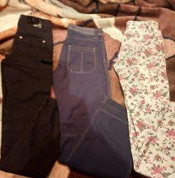 Jeans pentru o fată p. 146-152