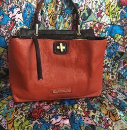 Δερμάτινη τσάντα Vera Victoria Vito