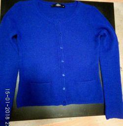 Cardigan pulover 100% cașmir