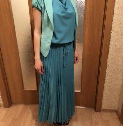 Платье и жакет (1 раз надевала на мероприятие)