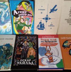 Tales. Cărți pentru adolescenți și copii.