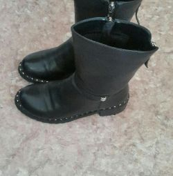 Boots demisezon warmed