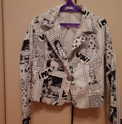 Ceket İspanya'da satın alındı