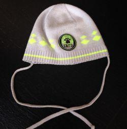 Καπέλο για άνοιξη / φθινόπωρο 44-46 μεγέθη