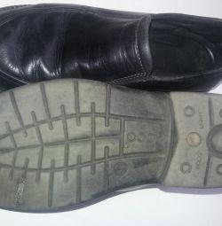 Çocuk deri ayakkabı (ECCO)