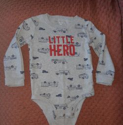 Body Carter s. Size 18-24m. 1,5 - 2 years