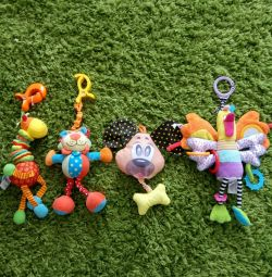 Toys 3-12 months