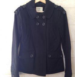 Women's shortened coat