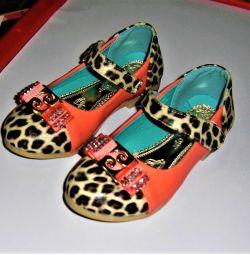 νέα παπούτσια 16 cm