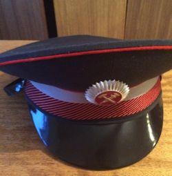 Railways cap