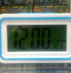 Clock alarm ORBIT