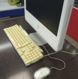 Продаю iMac. Розмір екрану 20 дюймів.
