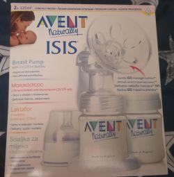 Молоковідсмоктувач Philips Avent ISIS