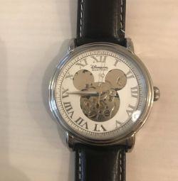 Unisex μηχανικό ρολόι