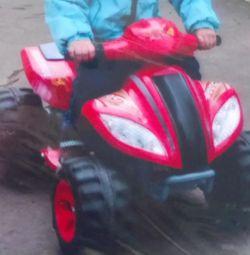 ATV pentru copii până la 30 kg