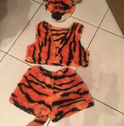 Kaplan kostümü