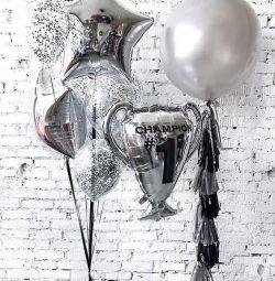 Baloane de aniversare