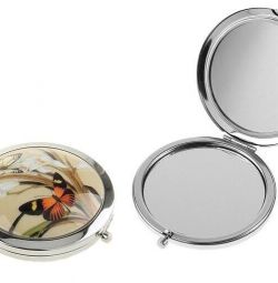 Mirrors in assortment