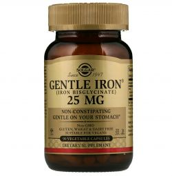 Iron in the best easily digestible form
