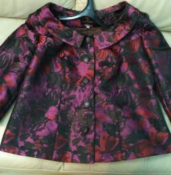 Jacket Mary Stone