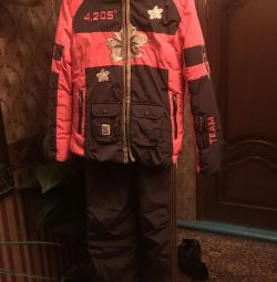 New ski suit