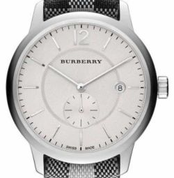Burberry BU10002 For Unisex, Analog