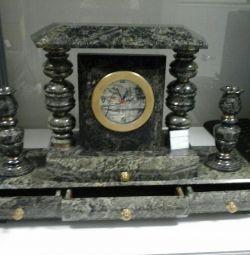 Χειροποίητο κουτί κοσμήματος από πέτρινο πηνίο