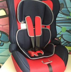 Автомобильное кресло от 9 до 36 кг