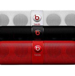 Difuzor portabil Beats Pill + de Dr. Dre