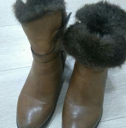 Ботинки женские, 36 разм