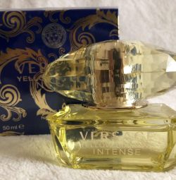 Парфюм Versace Yellow Diamond Intense 50ml.